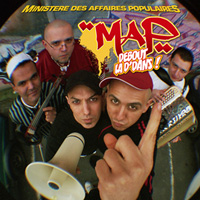 MAP album cover