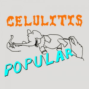 "Cover of Dick El Demasiado ""Celulitis Popular"""