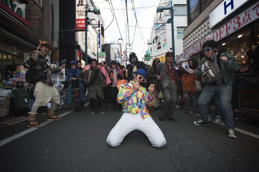 Yamagata Tweakster in Shimokitazawa写真