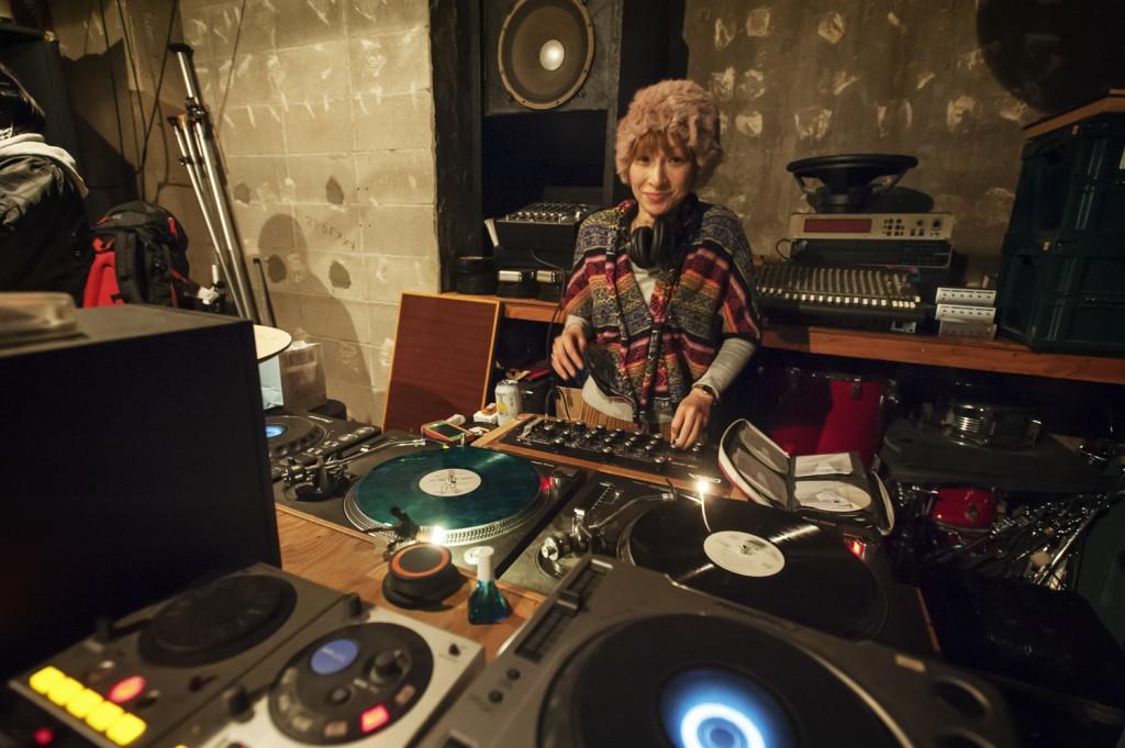 DJ坂田律子さんの写真