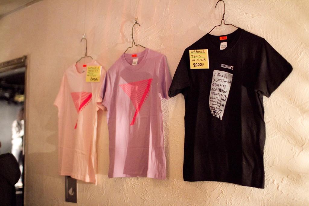 大阪公演物販Tシャツ写真