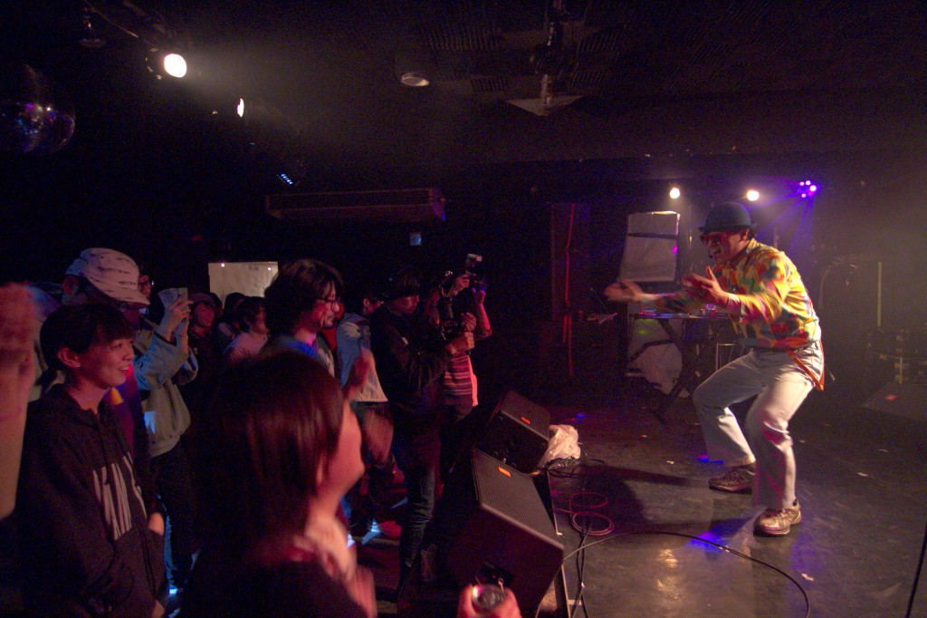 大阪公演Yamagata Tweakster写真