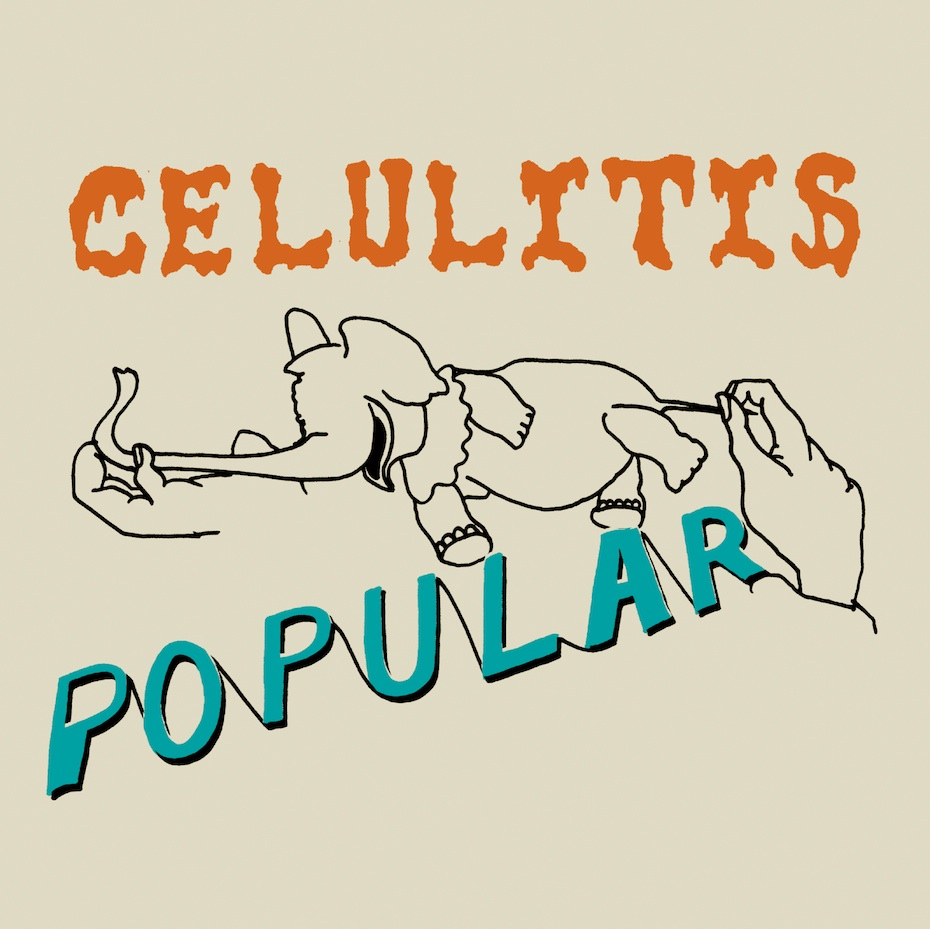 Celulitis Popular cover